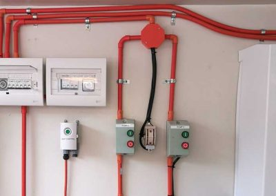 Uvion Ionizer & Filter System - New Construction